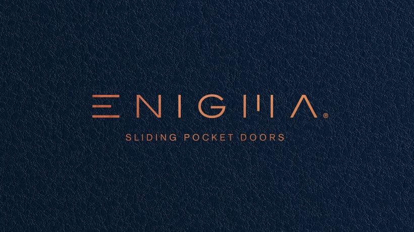 The new identity for premium Pocket Doors